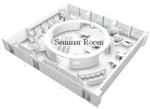 Seminar Room Olive Japan
