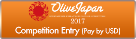 Olive Japan Entry Form(USD)