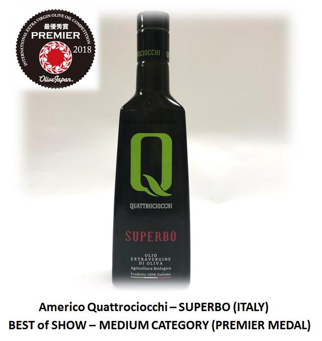 Americo Quattrocicchi – SUPERBO