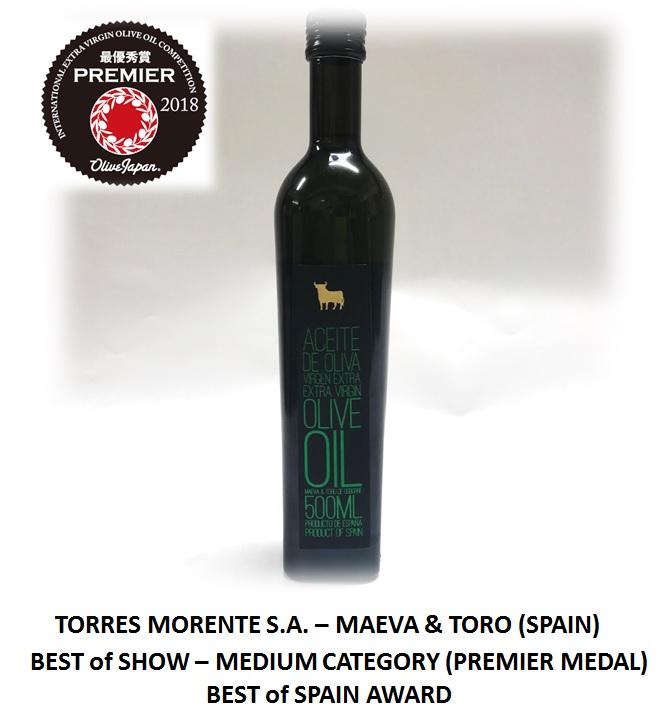 TORRES MORENTE – MAEVA & TORO