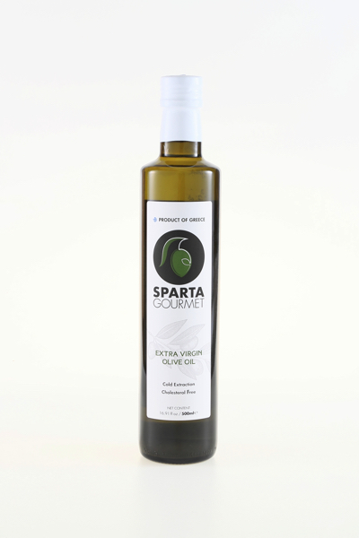 Sparta Gourmet Extra Virgin Olive Oil