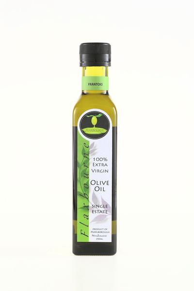 Flaxbourne Olive Oil Frantoio