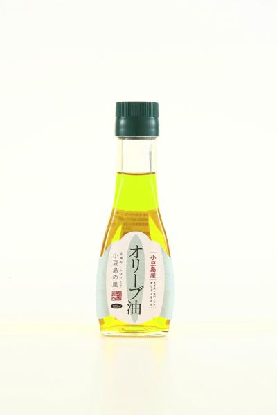 手摘みしぼりたてオリーブ油「小豆島の風」