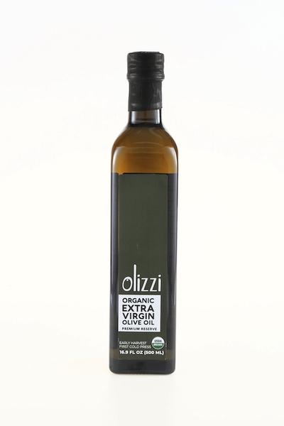 Olizzi Premium Organic Extra Virgin Olive Oil