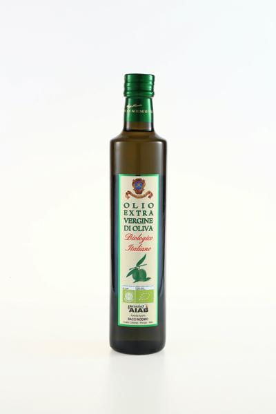 Bacci Noemio, Olio extra vergine di oliva Biologico