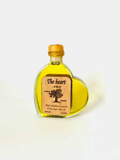 THE HEART OF OLIVE OIL