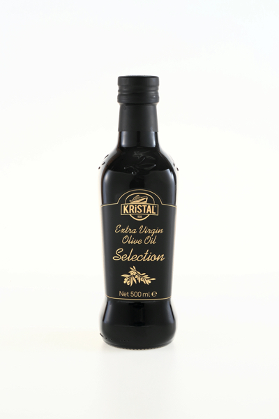 KRISTAL Ektra Virgin Olive Oil Selection