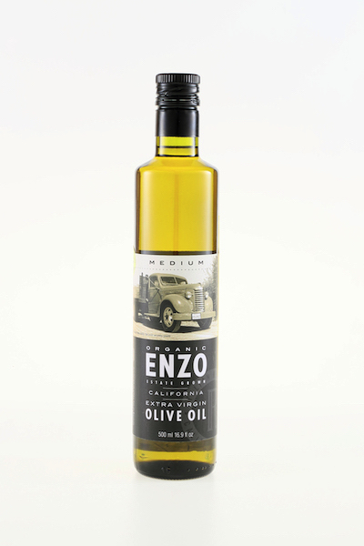 ENZO Organic Extra Virgin Olive Oil - Medium