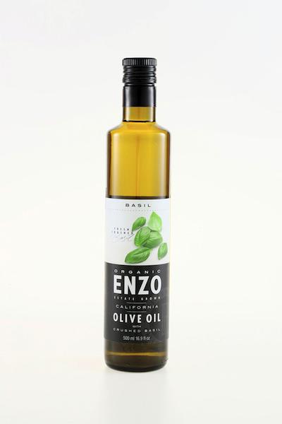 ENZO Organic Basil Crush