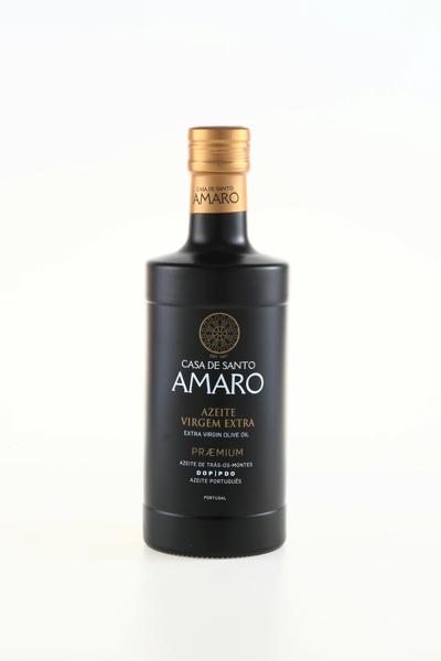CASA DE SANTO AMARO PRAEMIUM Evoo PDO Azeite de Trás-os-Montes