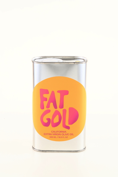 Fat Gold California Extra Virgin Olive Oil
