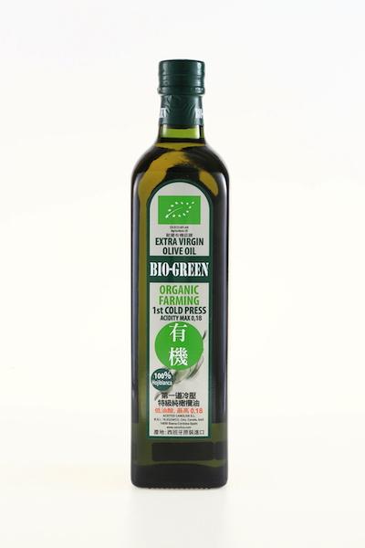 BIOGREEN ORGANIC OLIVE OIL