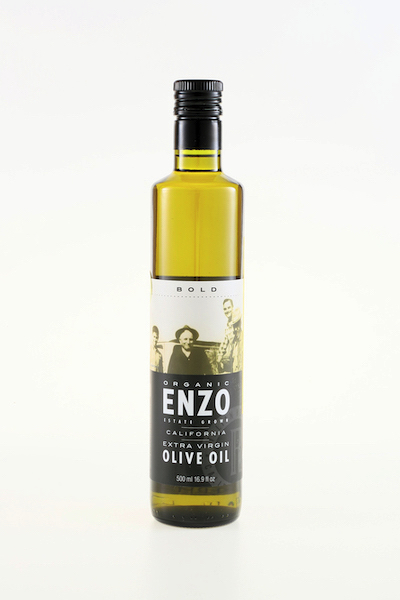 ENZO Organic Extra Virgin Olive Oil - Bold