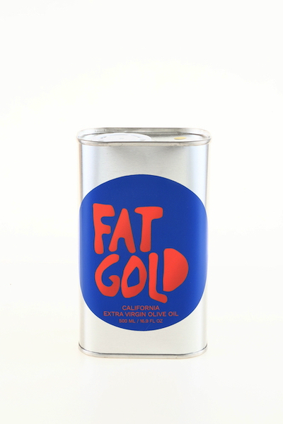 Fat Gold Picual, Picudo, Hojiblanca blend