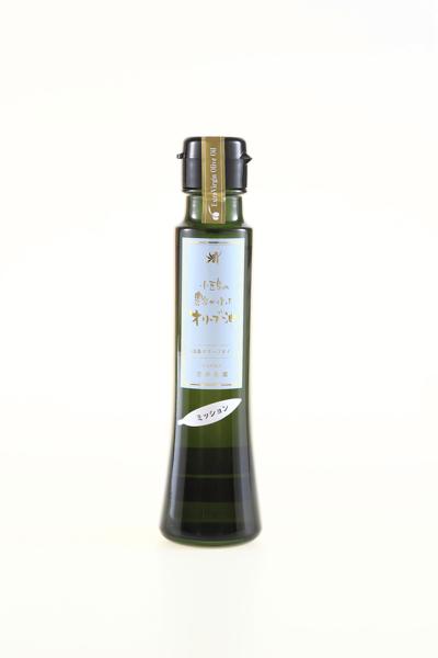 小豆島の農家が作ったオリーブ油 ミッション種