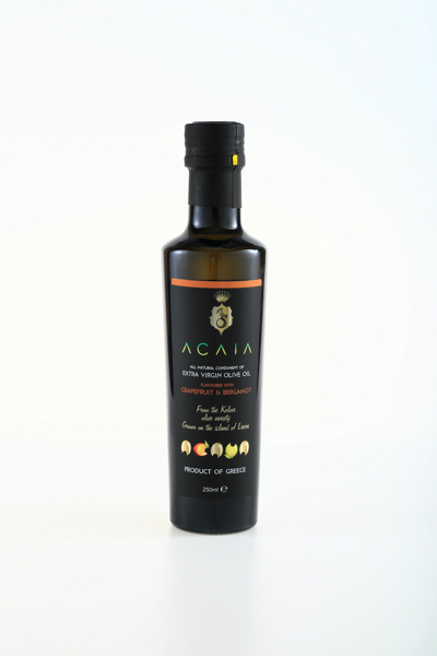 ACAIA Extra Virgin Olive Oil Flavoured With Grapefruit & Bergamot