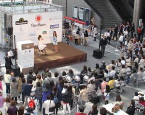 OLIVE JAPAN 2015の様子