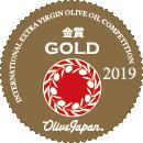 OLIVE JAPAN 2019 Gold Medal