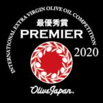 OLIVE JAPAN 2019 Premier Medal