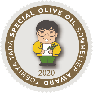 Toshiya Tada Special Olive Oil Sommelier Award