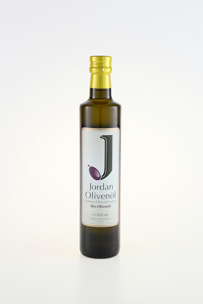 Jordan Bio Olivenöl - nativ extra