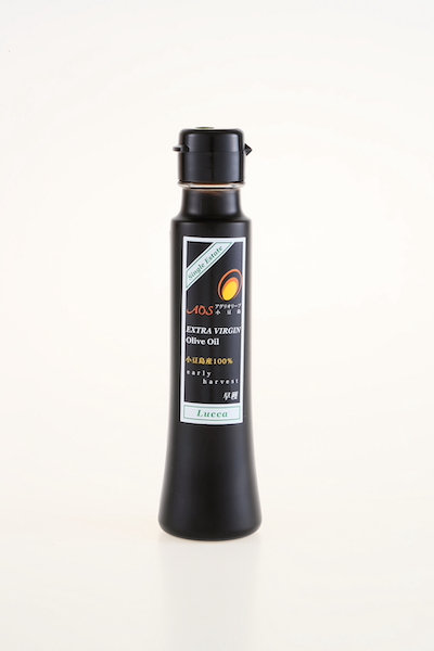 Shodoshima made 100% EVOO Early Harvest Lucca