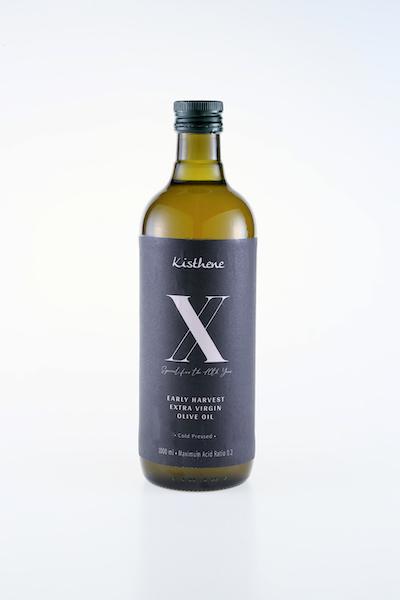 Kisthene X Early Harvest Extra Virgin Olive Oil