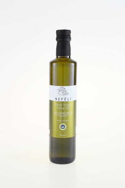 Nefeli Extra Virgin Olive Oil PGI Chania, Kritis