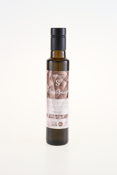 Masterpiece Blend Evoo - Flavored Evoo with pimento, cloves, nutmeg and cinnamon