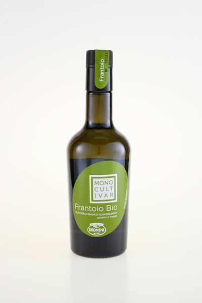 Monini Monocultivar Frantoio Bio extra virgin olive oil