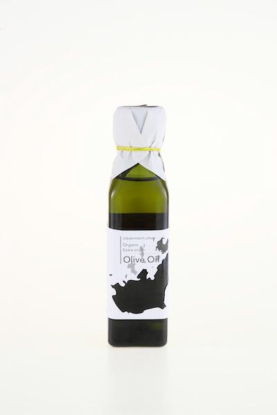 Osaki Kamishima made Organic Olive Oil