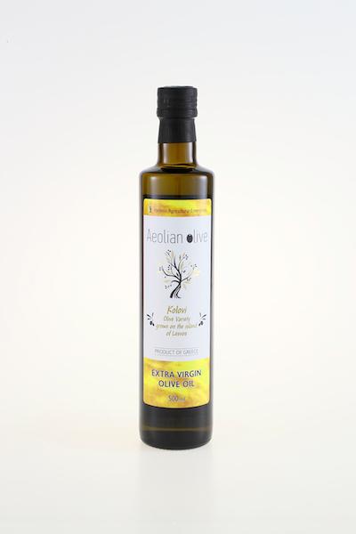 AEOLIAN OLIVE EXTRA VIRGIN OLIVE OIL