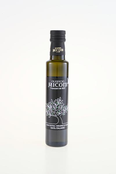 Olio Extra Vergine di Oliva Miconi 100% italiano