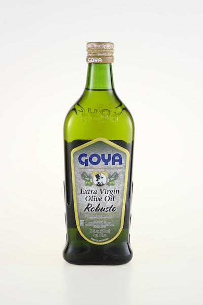 GOYA ROBUSTO/FRUITY EXTRA VIRGIN OLIVE OIL