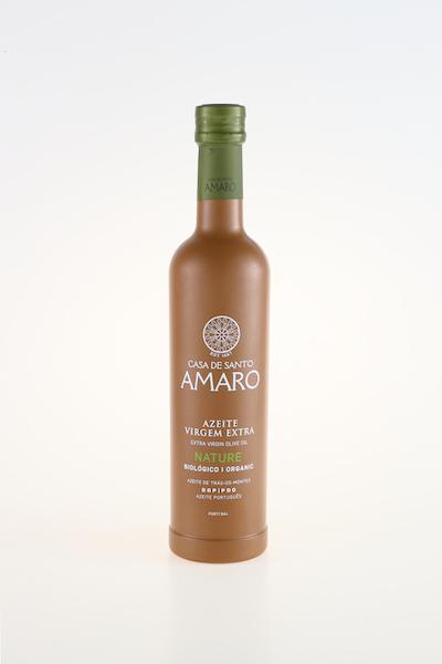 CASA DE SANTO AMARO NATURE Organic Evoo PDO Azeite de Trás-os-Montes