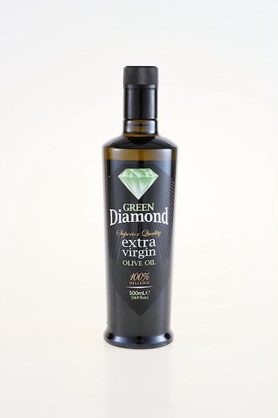 GREEN DIAMOND SUPERIOR QUALITY EXTRA VIRGIN OLIVE OIL