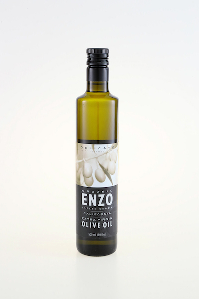 ENZO Organic Extra Virgin Olive Oil - Delicate